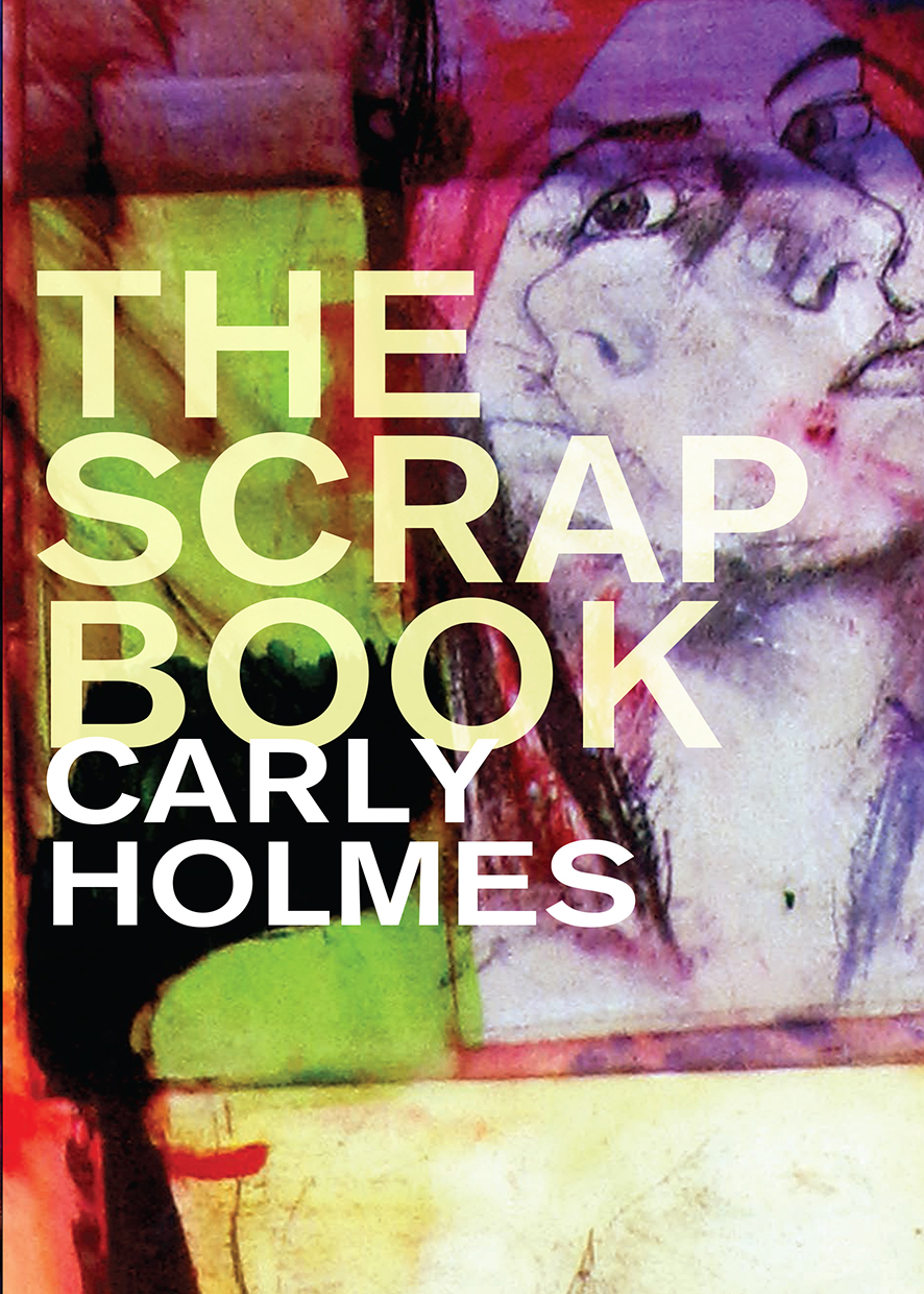 The Scrapbook - Cover Image - Carly Holmes